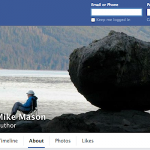 Mike Mason's Facebook Page