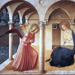 The Annunciation  (Chapter 1 of Jesus: His Story In Stone)