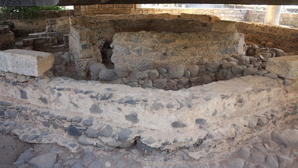 Peter's House in Capernaum
