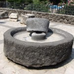 Capernaum Millstone (Chapter 22 of Jesus: His Story In Stone)