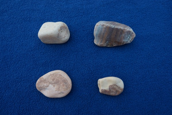 Stones from the Sea of Galilee