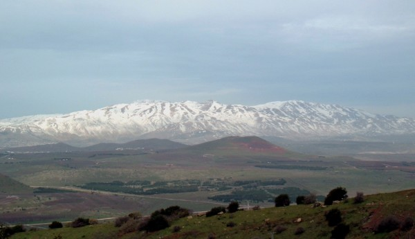 Mount Hermon: Site of the Transfiguration?