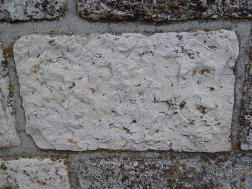 A Stone in the Jerusalem Wall
