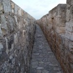 The Jerusalem Wall  (Chapter 31 of Jesus: His Story In Stone)