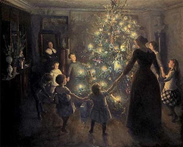 Happy Christmas by Viggo Johansen