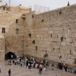 The Western Wall  (Chapter 34 of Jesus: His Story In Stone)