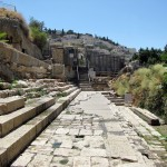 The Pool of Siloam  (Chapter 36 of Jesus: His Story In Stone)