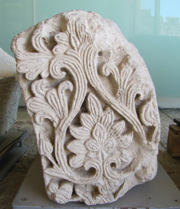 Fragment of a Temple decoration